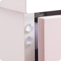 静音家具防撞贴胶粒背胶3M消音颗粒硅胶垫自粘橱柜防撞垫vexg