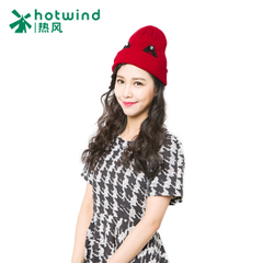 Hot winter fashion wool hat women's tide knitted lace caps wild earmuffs hats P006W5412