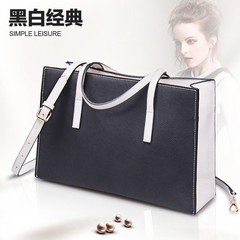 2015 spring/summer new style leather shoulder bag Messenger Bag Handbag ladies wave diagonal about the small bags women bags