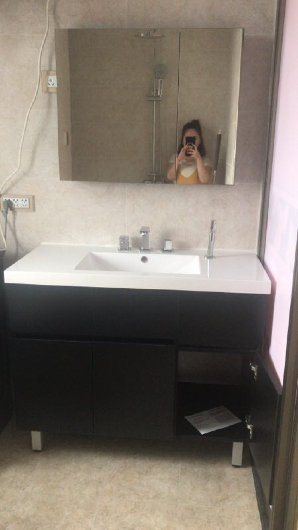 用户评价欧尔勒浴室柜哪个好,值得入手的原因分享!