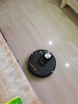 Re:请问Dibea/地贝扫地机器人家用全自动一体机智能导航规划拖擦地DT550怎么样?好 ..