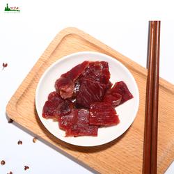 贵州美食沿河牛肉干赞美_贵州沿河特产牛肉干亲手的做介绍特产图片