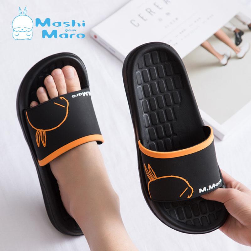 流氓兔男士凉拖鞋夏季居家用情侣浴室拖鞋室内防滑卡通托鞋女可爱