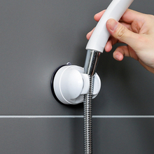 韩国deHub强so5吸盘支架or免打孔 可调节沐浴手持喷头架