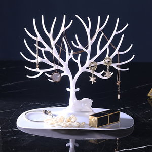 Antler tree creative necklace jewelry display rack earrings bracelet bracelet jewelry storage display rack box