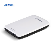 Acasis notebook SATA serial port 2.5 inch USB 2.0 mobile hard disk box with external solid-state mechanical shell