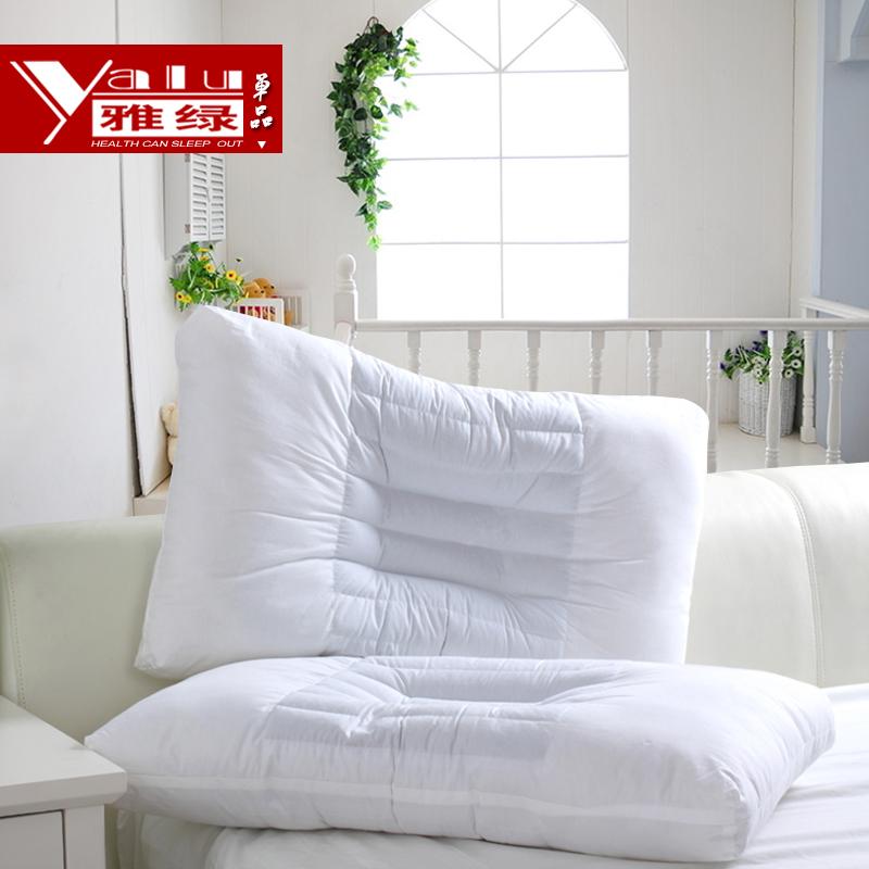 玉石木棉高硬枕头高枕整头颈椎记忆枕头枕芯全棉单人颈枕偏硬