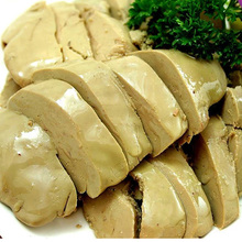 香蜜鹅cu0肝 鸭肝an母卤味即食鹅肝味肥新鲜酱上海有那些好吃