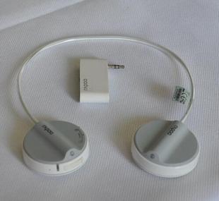 Rapoo/雷柏 H3070 H3010无线耳机手机笔记本台式机电脑电视兼用