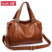 Elaine new leather women bag lady bag 2015 in Europe and America the new leather tide girls Mobile diagonal package b8b5d