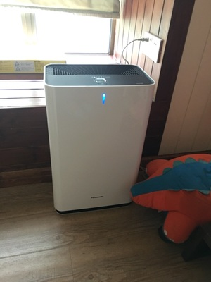 松下空气净化器61C7PD除雾霾甲醛怎么样 使用感受