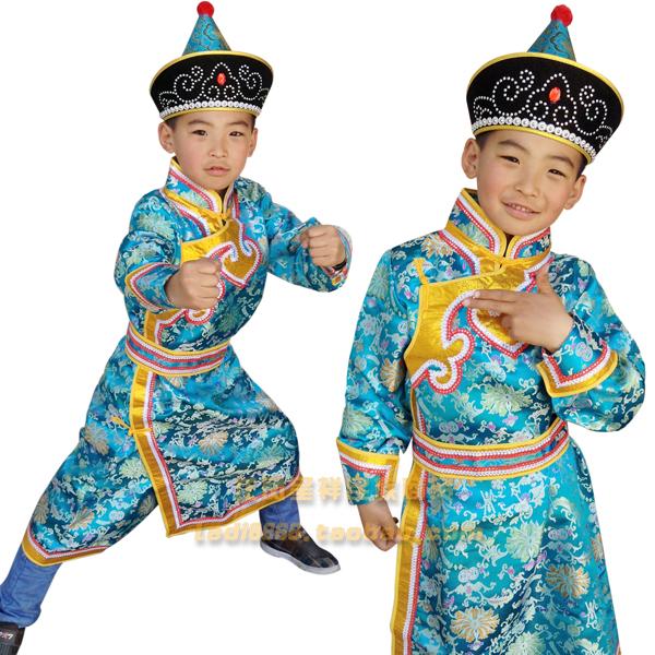 Бурятский костюм для мальчика 179