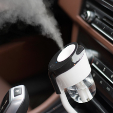 汽车净ha0车用补水ie车载加湿器大雾量usb车内迷你精油空气