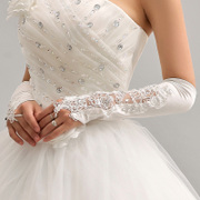 In 2014 the new Bridal Gloves gauntlet flowers XST002