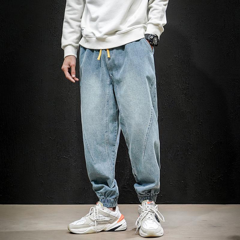 春夏日系新品立体剪裁品质牛仔裤子 301B-K323-P60