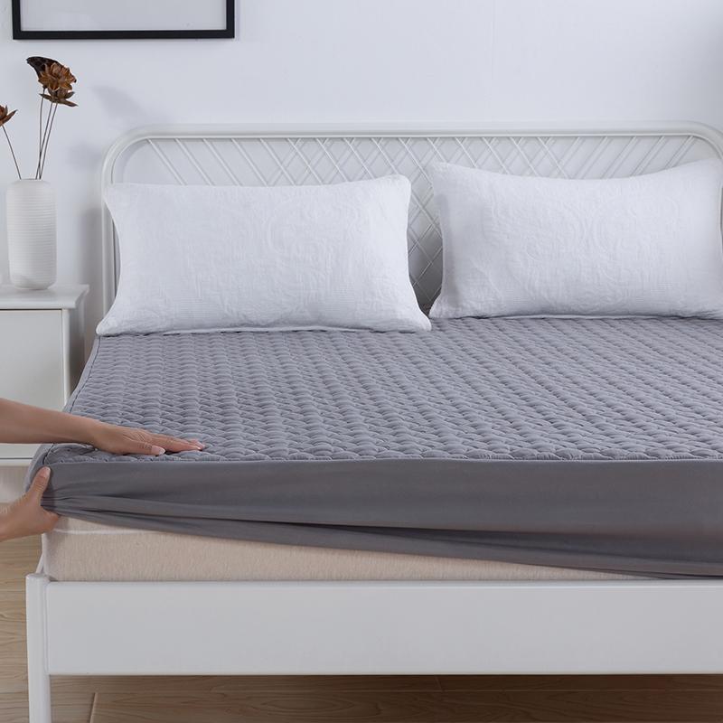 床笠单件薄垫专用加厚夹棉床罩床垫套罩席梦思罩子保护套200×220