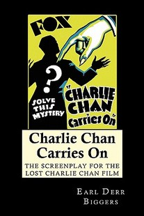 【预售】Charlie Chan Carries on: The Screenplay for the Lost