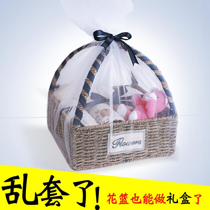 新生儿礼盒婴儿衣服0-3月秋冬季纯棉套装刚初出生宝宝用品大礼包