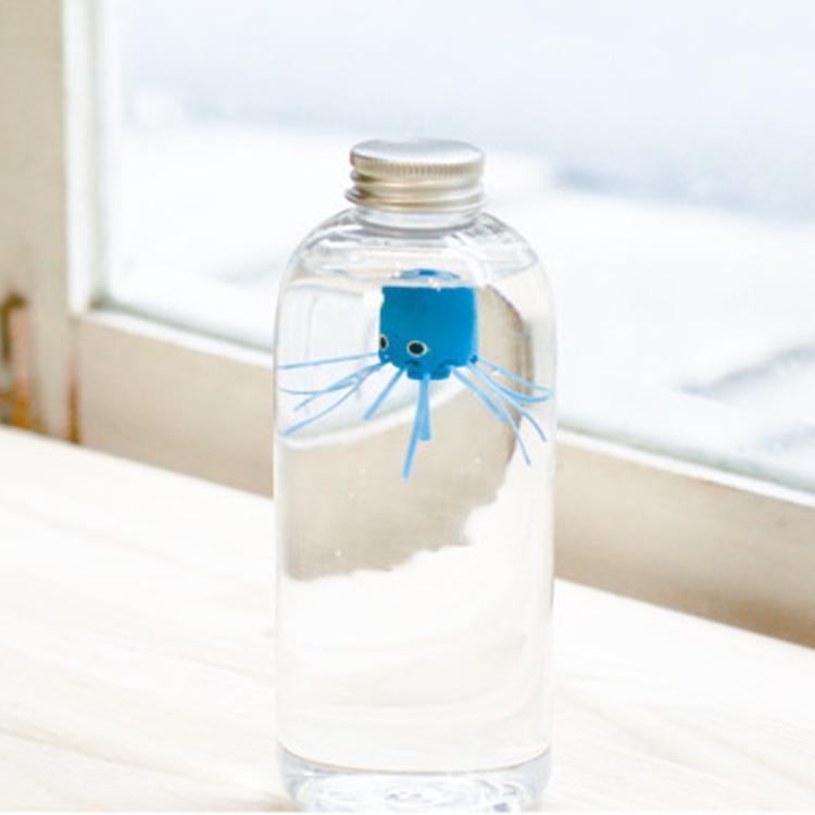 水母精灵 浮力定律科学实验创意新奇特玩具 送同学圣诞节生日礼物