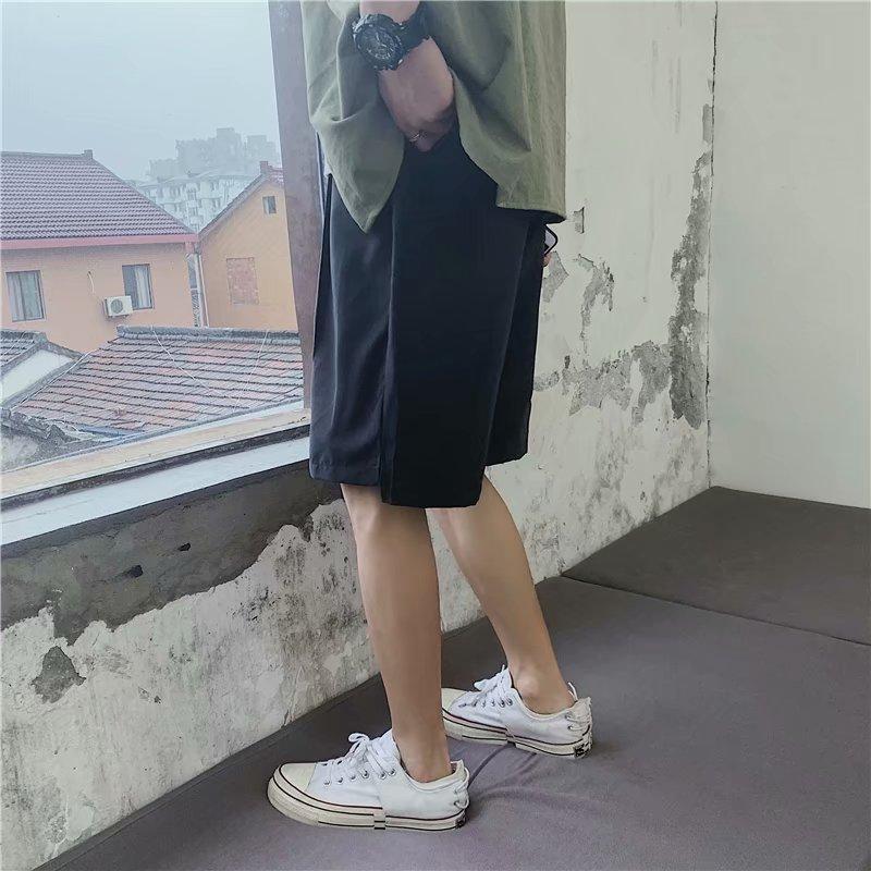 篮球运动短裤男韩版潮流百搭5五分中裤子宽松休闲夏季大裤衩马裤