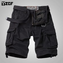 夏季男士宽松直筒工装短裤多口bc11黑色中f8裤休闲短裤大码