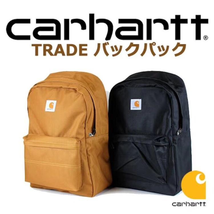现货卡哈特carhartt双肩包潮牌休闲电脑包学生防水背包工装旅行包