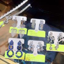 INK珠宝 设计款钻石 直播专拍 18K金钻石耳环戒指项链吊坠