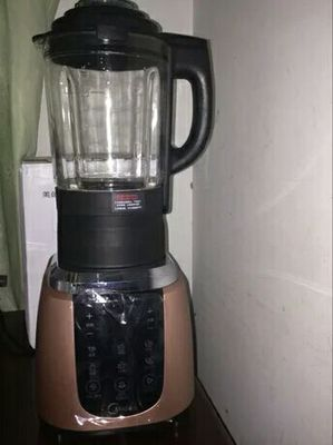 使用分享:Midea/美的 MJ-WBL1021S加热破壁机料理机感受