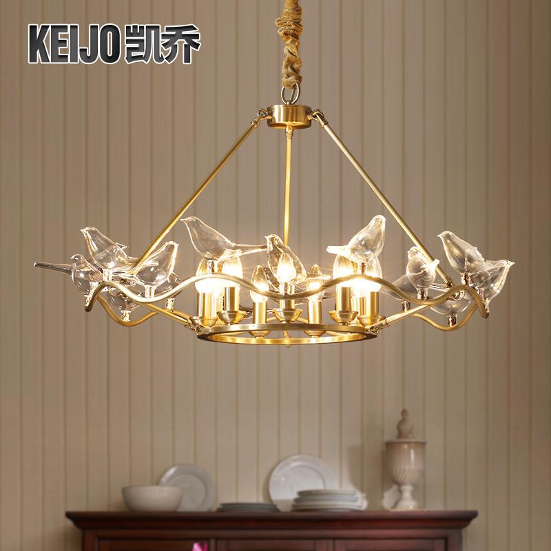 客厅吊灯 美式灯具