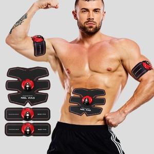 家用腹肌健身器材训练仪智能腹肌贴懒人收腹机肌肉健腹器轮