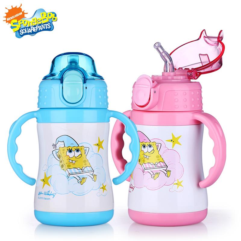 海绵宝宝儿童水杯质量怎么样