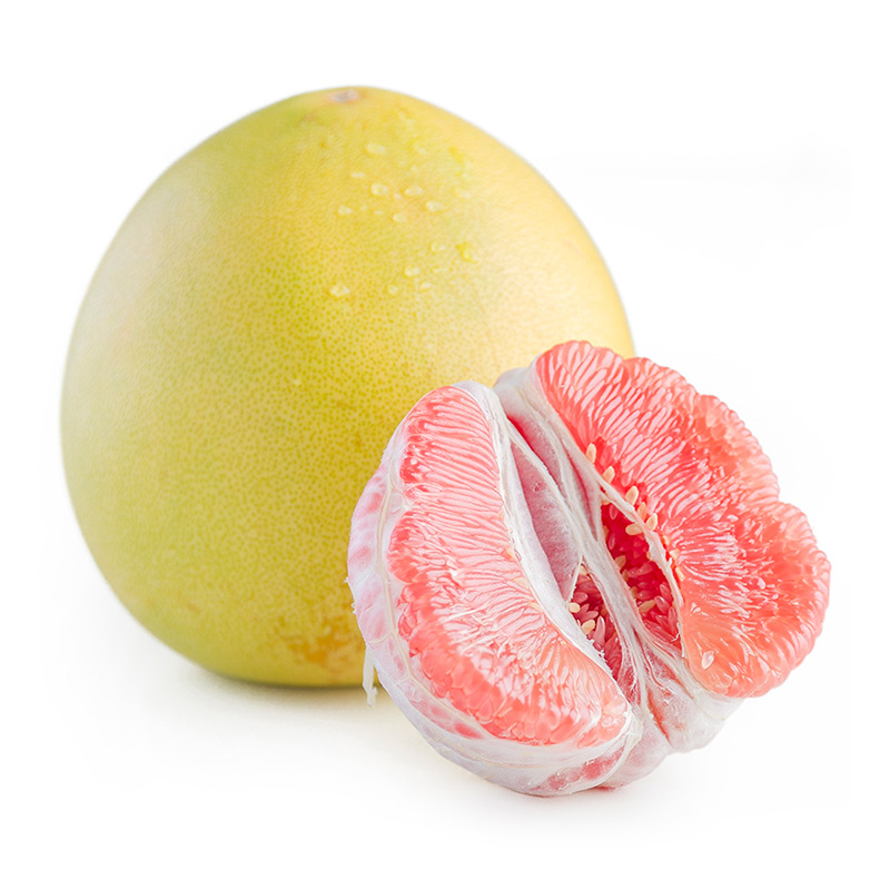 福建平和红心蜜柚1个1.25-1.5kg/个 柚子 新鲜水果