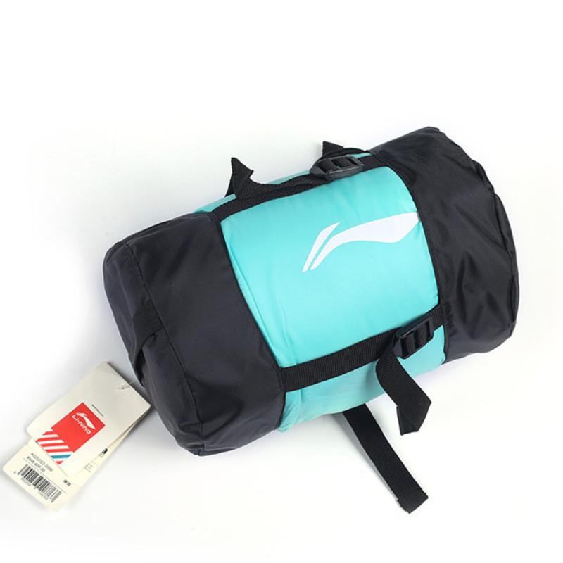 李宁睡袋成人户外旅行室内外保暖透气长方型式野营午休棉睡袋 QG