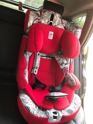 感恩阿瑞斯安全座椅 汽车宝宝儿童安全座椅评测好不好使用感受