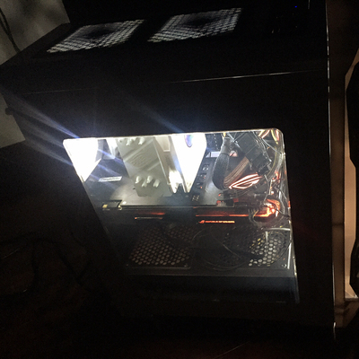 使用评价:Asus/华硕猛禽STRIX-GTX1070-O8G-GAMING非公版ROG电脑游戏显卡8G