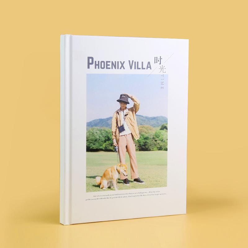 制作宝宝照片书纪念册洗照片做成相册相片书定制纪念册抖音同款