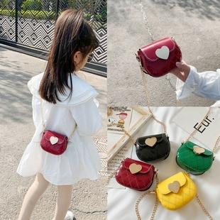 儿童包包女2020新款小孩包包可爱小挎包洋气时尚小包女童斜挎包潮图片