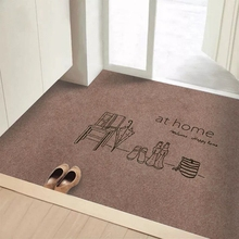门垫进门入户门蹭ch5垫卧室门in用卫生间吸水防滑垫定制