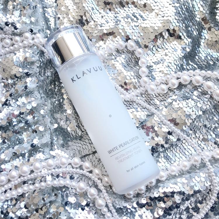 kya佳佳 KLAVUU克拉优 喨白五合一珍珠基底液化妆水  赋活修护水