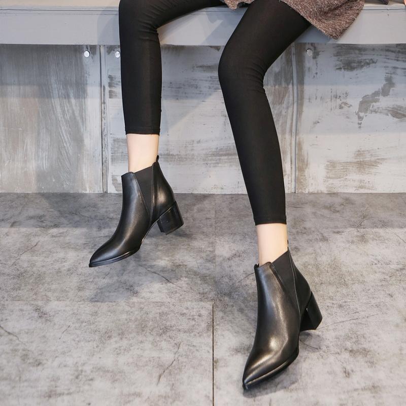 黛比摩斯真皮女靴怎么样,好不好