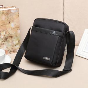 Men's bag Oxford cloth shoulder bag men's messenger bag casual canvas bag men's bag backpack small bag business briefcase