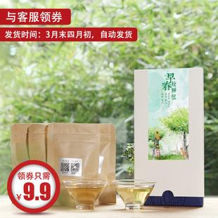 普洱茶 观自在 易武正山 南糯山 景迈山 布朗山 尝鲜包2019年盒装
