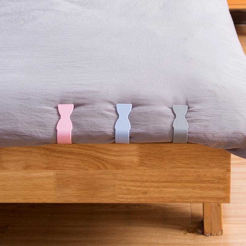 被子固定器无针安全沙发垫防滑神器防跑被单定角器家用隐形床单夹