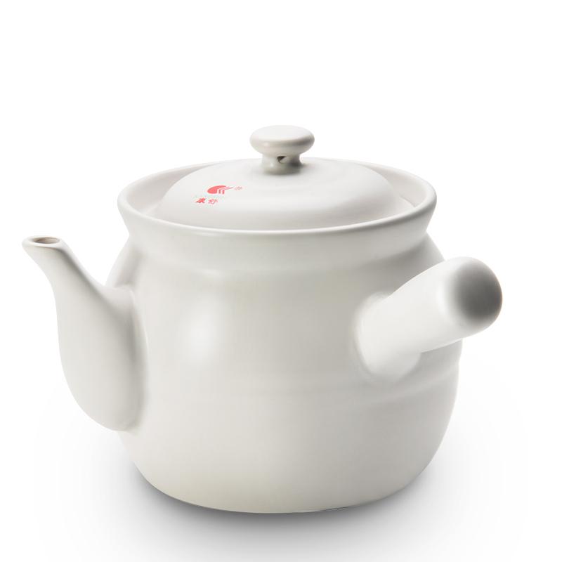 康舒煎药壶砂锅熬药罐传统壶煮草药壶煲陶瓷煲汤煮药锅砂锅