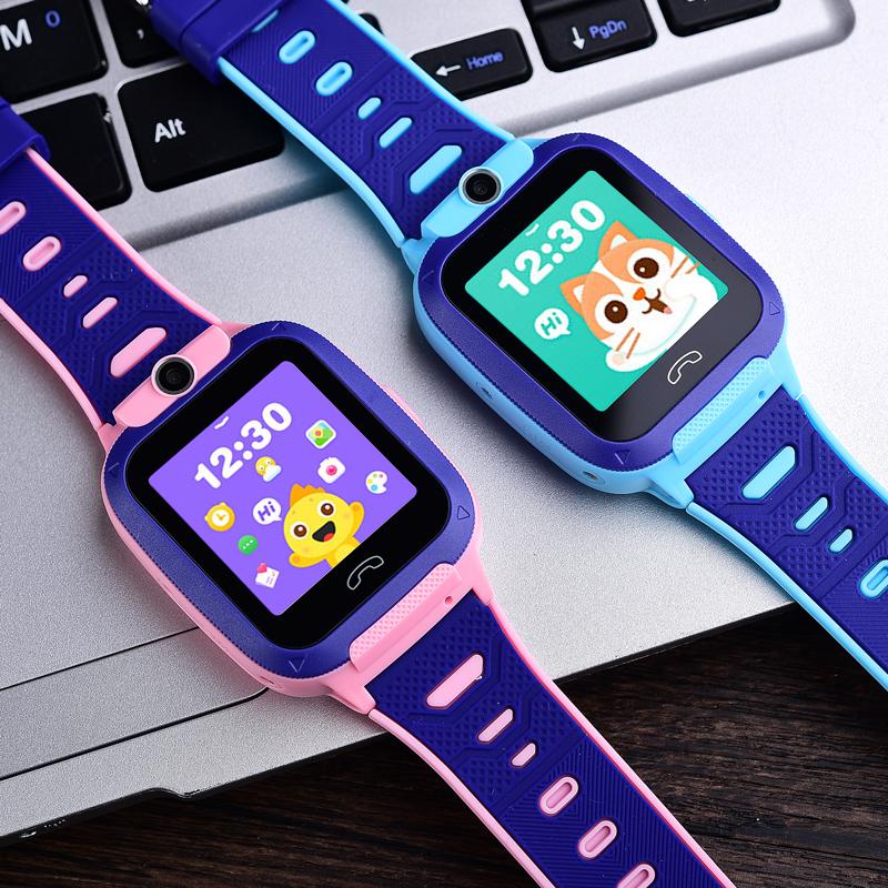 儿童电话手表电信版防水智能定位小学生男女孩天才高初中生多功能