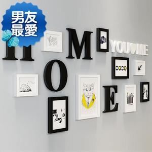Living room decoration 2 paintings creative home accessories TV scene wall painting dormitory dining room mural children's room 2 bedroom hanging picture