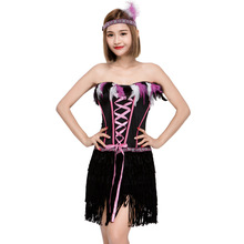 Halloween stage performance costume Indian Costumes Indian Costume