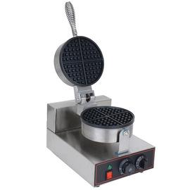 XC-HF-1商用单头不旋转华夫炉松饼机电饼铛烙饼机可丽饼机烤饼机