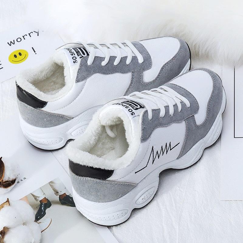 冬季 新款 棉鞋 运动鞋 保暖 学生