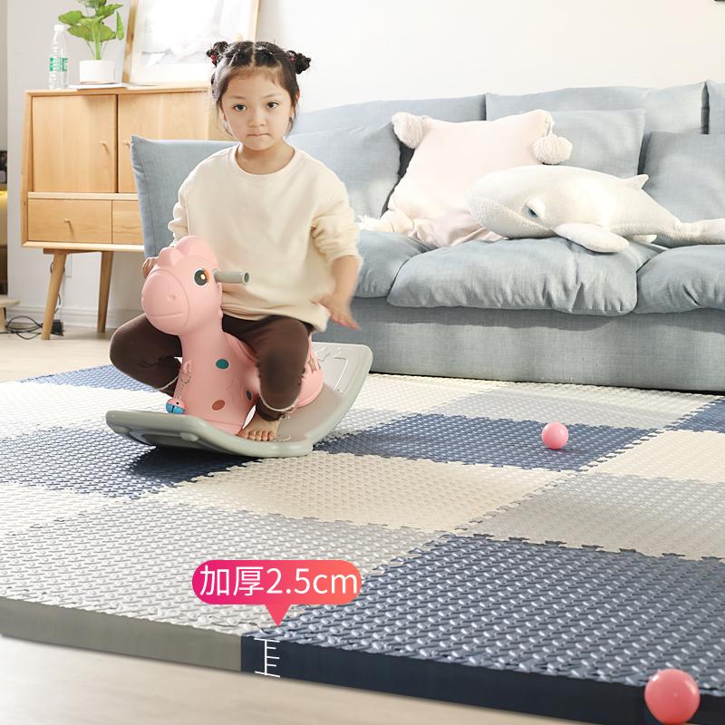 点击查看商品:泡沫地垫拼图爬行垫拼接儿童榻榻米卧室地板垫子爬爬垫加厚大面积